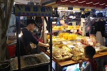 Wenhua Night Market, West District, Taiwan