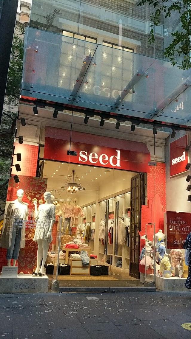 Seed Heritage - Pitt Street