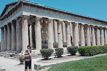 Ancient Agora of Athens, Athens, Greece