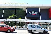 Cite du Chocolat Valrhona, Tain-l'Hermitage, France