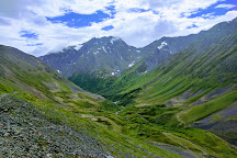 Crow Pass National Historic Trail, Anchorage, United States