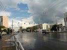 Лукойл, улица Воровского на фото Челябинска