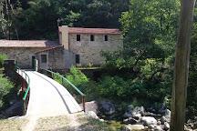 Piscinas naturales del Rio Pedras, A Pobra do Caraminal, Spain
