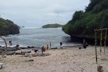 Krakal Beach, Gunung Kidul, Indonesia