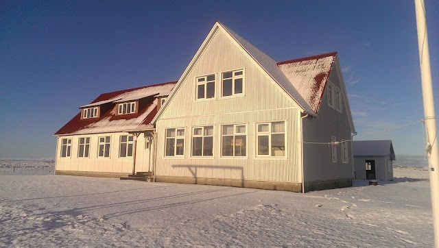 Gaulverjaskoli (The Old School House)
