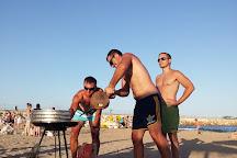Playa de Los Naufragos, Torrevieja, Spain