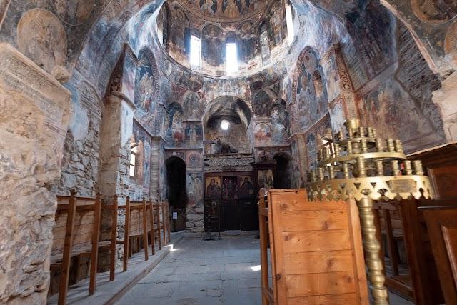 The Church of Agioi Apostoloi