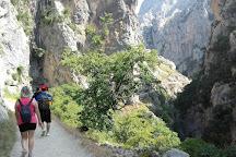 Ruta del Cares, Poncebos, Spain