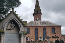 St Michael's and South Parish Church, Dumfries, United Kingdom