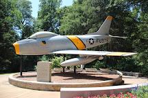 Major Rudolph Anderson Memorial, Greenville, United States