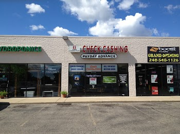 Cash Connection Payday Loans Picture
