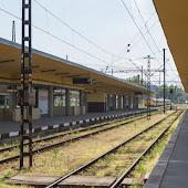Станция  станции  Smíchovské nádraží