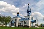 Свята-Пакроўская царква на фото Докшиц