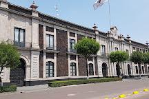 Plaza de los Martires, Toluca, Mexico
