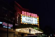 The Redford Theatre, Detroit, United States