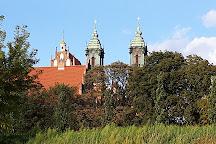 Cathedral Island (Ostrow Tumski), Poznan, Poland