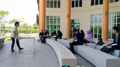 Perpustakaan Tun Abdul Razak Uitm Kampus Dengkil Selangor