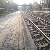 Железнодорожная станция  Goerlitz