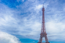 Les Jardins du Trocadero, Paris, France