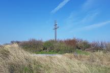 Croix de Lorraine, Courseulles-sur-Mer, France