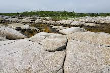 William E. deGarthe Memorial Provincial Park, Peggy's Cove, Canada
