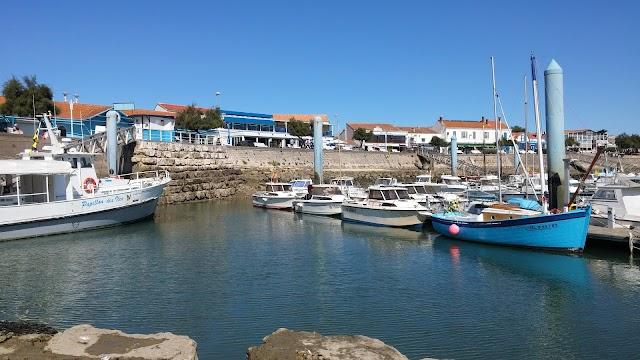 Port de Peche de la Cotiniere