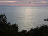 Пляж Солоники рядом с Сочи