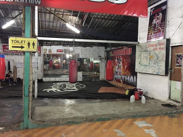 Thaphae Boxing Stadium