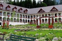 Manastirea Caraiman, Busteni, Romania