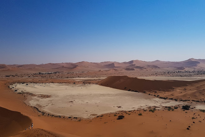Visit Big Daddy Dune On Your Trip To Sossusvlei Or Namibia