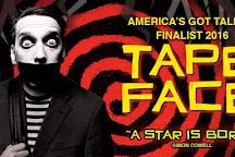 Tape Face, Las Vegas, United States