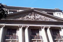 Stock Exchange, Santiago, Chile