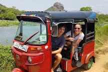 Dambulla Tuk Tuk Saman Travels, Dambulla, Sri Lanka