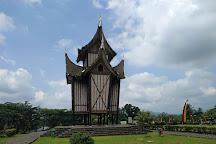 Pagaruyung Palace, Bukittinggi, Indonesia