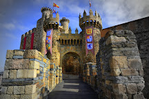 Castillo de los Templarios, Ponferrada, Spain