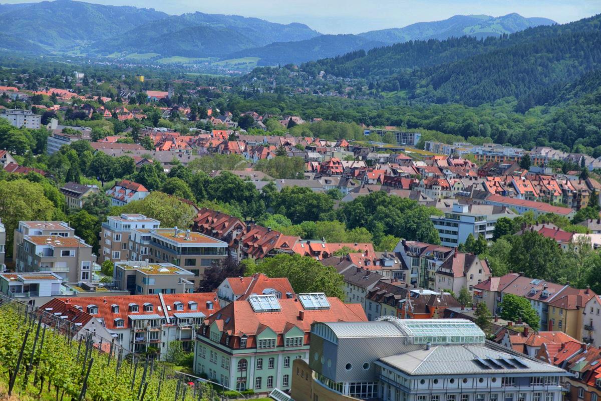 Wetter Freiburg Breisgau