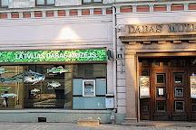 The Latvian Museum of Natural History, Riga, Latvia