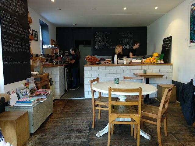 Zealand Road Coffee Shop