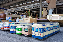 Tokyo City Flea Market Oi Keibajo, Shinagawa, Japan