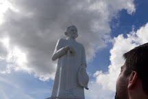 Estatua de Padre Cicero, Juazeiro do Norte, Brazil