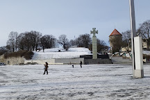 Freedom Square, Tallinn, Estonia
