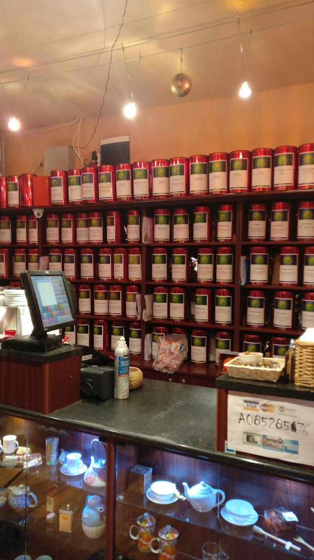 iTee Café