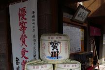 Tanaka Sake Brewery Kikkogura, Otaru, Japan