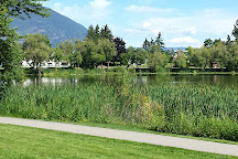 McGuire Lake Park, Salmon Arm, Canada