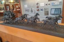 Wells Fargo Museum, Los Angeles, United States