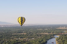 Rainbow Ryders Hot Air Balloon, Albuquerque, United States
