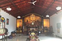 Japanese Peace Pagoda, Unawatuna, Sri Lanka