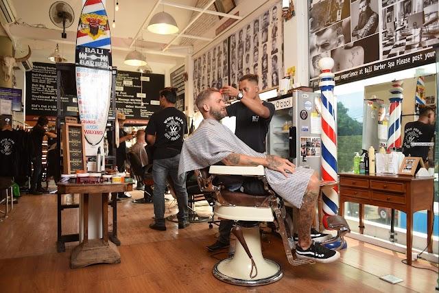 Bali Barber
