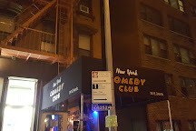 New York Comedy Club, New York City, United States
