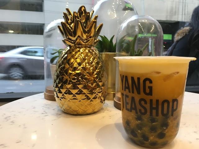 Yang Teashop